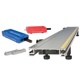 Set Al. rijbaan 3 - basis incl. Smart Cart
